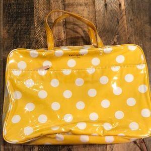 Kate Spade Polka Dot Toiletry Travel Case